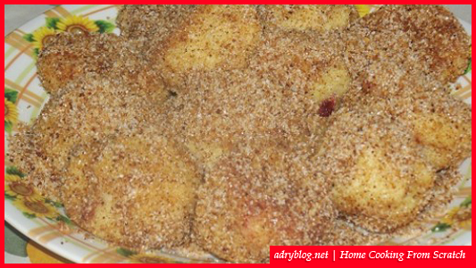 plum dumplings homemade recipe
