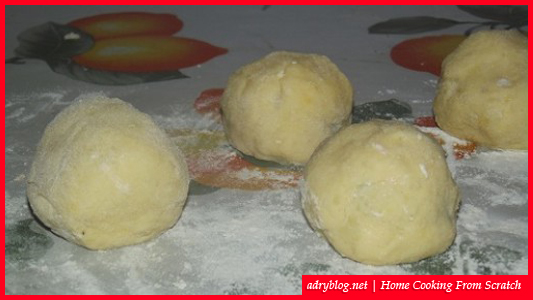 plum dumplings homemade recipe