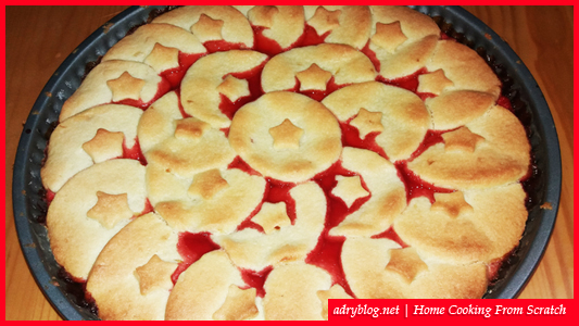 strawberry pie baked from scratch recipe