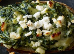 creamed spinach homemade recipe