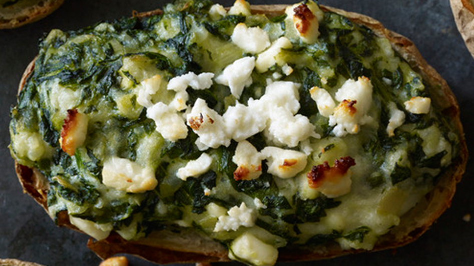 creamed spinach homemade recipe