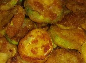 crisp breaded zucchini fries recipe