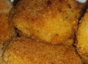cauliflower quick crispy meatballs recipe