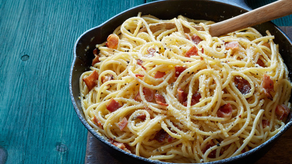 quick and easy spaghetti carbonara recipe