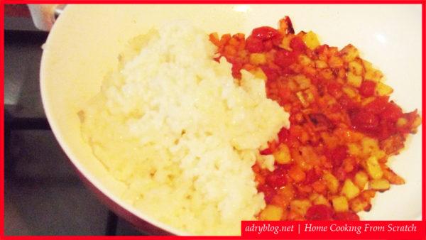vegetable risotto recipe