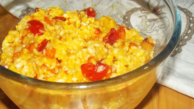 vegetable risotto recipe from scratch