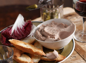 quick and easy liver pate